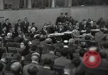 Image of 559th meeting of Security Council Flushing Meadows New York United States USA, 1951, second 44 stock footage video 65675032377