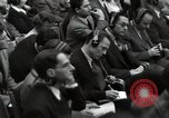 Image of 559th meeting of Security Council Flushing Meadows New York United States USA, 1951, second 47 stock footage video 65675032377
