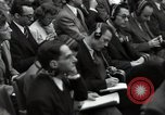 Image of 559th meeting of Security Council Flushing Meadows New York United States USA, 1951, second 49 stock footage video 65675032377