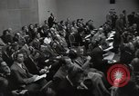 Image of 559th meeting of Security Council Flushing Meadows New York United States USA, 1951, second 51 stock footage video 65675032377