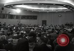 Image of 559th meeting of Security Council Flushing Meadows New York United States USA, 1951, second 60 stock footage video 65675032377