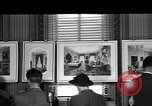 Image of Drawings and paintings of White House rooms United States USA, 1940, second 3 stock footage video 65675032382