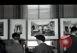 Image of Drawings and paintings of White House rooms United States USA, 1940, second 4 stock footage video 65675032382