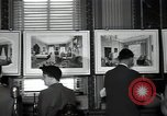 Image of Drawings and paintings of White House rooms United States USA, 1940, second 6 stock footage video 65675032382