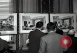 Image of Drawings and paintings of White House rooms United States USA, 1940, second 8 stock footage video 65675032382