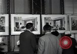 Image of Drawings and paintings of White House rooms United States USA, 1940, second 9 stock footage video 65675032382