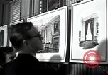 Image of Drawings and paintings of White House rooms United States USA, 1940, second 18 stock footage video 65675032382