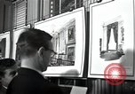Image of Drawings and paintings of White House rooms United States USA, 1940, second 19 stock footage video 65675032382