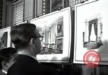 Image of Drawings and paintings of White House rooms United States USA, 1940, second 22 stock footage video 65675032382