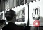 Image of Drawings and paintings of White House rooms United States USA, 1940, second 24 stock footage video 65675032382