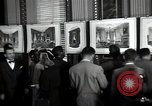 Image of Drawings and paintings of White House rooms United States USA, 1940, second 27 stock footage video 65675032382