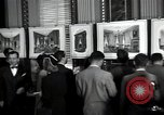 Image of Drawings and paintings of White House rooms United States USA, 1940, second 28 stock footage video 65675032382