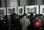 Image of Drawings and paintings of White House rooms United States USA, 1940, second 29 stock footage video 65675032382