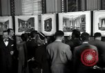 Image of Drawings and paintings of White House rooms United States USA, 1940, second 30 stock footage video 65675032382