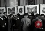Image of Drawings and paintings of White House rooms United States USA, 1940, second 32 stock footage video 65675032382