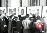 Image of Drawings and paintings of White House rooms United States USA, 1940, second 33 stock footage video 65675032382