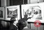 Image of Drawings and paintings of White House rooms United States USA, 1940, second 34 stock footage video 65675032382