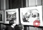 Image of Drawings and paintings of White House rooms United States USA, 1940, second 39 stock footage video 65675032382