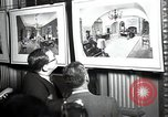 Image of Drawings and paintings of White House rooms United States USA, 1940, second 40 stock footage video 65675032382