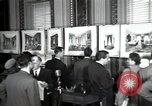 Image of Drawings and paintings of White House rooms United States USA, 1940, second 42 stock footage video 65675032382