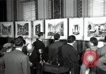 Image of Drawings and paintings of White House rooms United States USA, 1940, second 43 stock footage video 65675032382