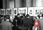 Image of Drawings and paintings of White House rooms United States USA, 1940, second 45 stock footage video 65675032382