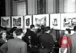 Image of Drawings and paintings of White House rooms United States USA, 1940, second 47 stock footage video 65675032382