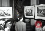 Image of Drawings and paintings of White House rooms United States USA, 1940, second 49 stock footage video 65675032382
