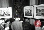 Image of Drawings and paintings of White House rooms United States USA, 1940, second 51 stock footage video 65675032382
