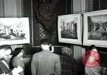 Image of Drawings and paintings of White House rooms United States USA, 1940, second 52 stock footage video 65675032382