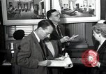 Image of Drawings and paintings of White House rooms United States USA, 1940, second 53 stock footage video 65675032382