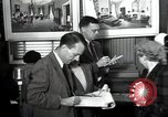 Image of Drawings and paintings of White House rooms United States USA, 1940, second 54 stock footage video 65675032382