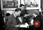 Image of Drawings and paintings of White House rooms United States USA, 1940, second 55 stock footage video 65675032382