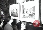 Image of Drawings and paintings of White House rooms United States USA, 1940, second 57 stock footage video 65675032382