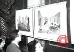 Image of Drawings and paintings of White House rooms United States USA, 1940, second 58 stock footage video 65675032382