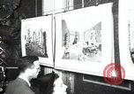 Image of Drawings and paintings of White House rooms United States USA, 1940, second 61 stock footage video 65675032382