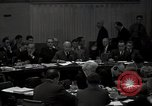 Image of UN Security Council meeting New York City USA, 1951, second 15 stock footage video 65675032384