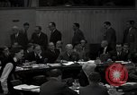 Image of UN Security Council meeting New York City USA, 1951, second 20 stock footage video 65675032384