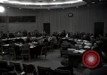 Image of UN Security Council meeting New York City USA, 1951, second 41 stock footage video 65675032384