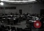Image of UN Security Council meeting New York City USA, 1951, second 42 stock footage video 65675032384