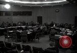 Image of UN Security Council meeting New York City USA, 1951, second 43 stock footage video 65675032384