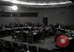 Image of UN Security Council meeting New York City USA, 1951, second 45 stock footage video 65675032384
