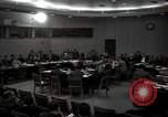 Image of UN Security Council meeting New York City USA, 1951, second 46 stock footage video 65675032384