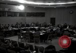 Image of UN Security Council meeting New York City USA, 1951, second 48 stock footage video 65675032384
