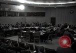 Image of UN Security Council meeting New York City USA, 1951, second 49 stock footage video 65675032384