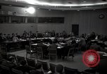 Image of UN Security Council meeting New York City USA, 1951, second 50 stock footage video 65675032384