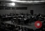 Image of UN Security Council meeting New York City USA, 1951, second 51 stock footage video 65675032384