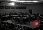 Image of UN Security Council meeting New York City USA, 1951, second 52 stock footage video 65675032384