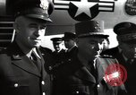 Image of SACEUR United States USA, 1952, second 61 stock footage video 65675032386