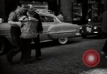 Image of Sanitation trucks and workers Paris France, 1953, second 2 stock footage video 65675032388